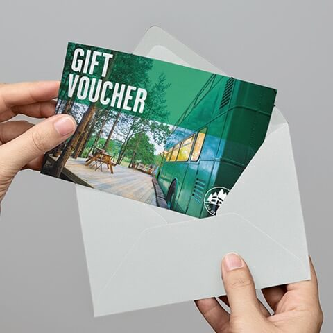 Big Green Bus Gift Voucher